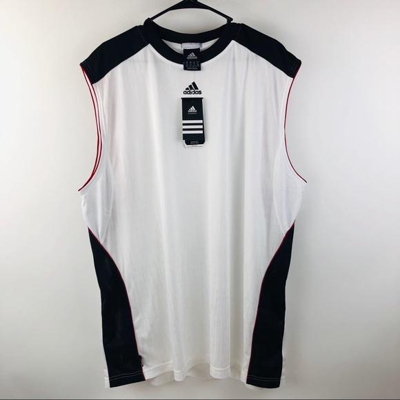 adidas Other - Adidas Clima 365 Basketball Tank Top Jersey